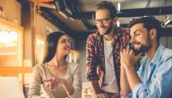 طرق للتعامل مع زملائك الشباب في العمل