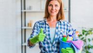 أساسيات تنظيف المنزل بالكامل