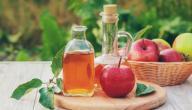أضرار خل التفاح على الثدي