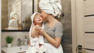 النظافة الشخصية للأطفال، أمر احرصي عليه