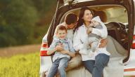 كيف تشغلين طفلك أثناء انشغالك بالقيادة؟