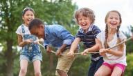 أنشطة وألعاب حركية للأطفال وما الفائدة منها؟