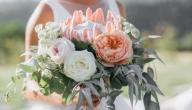 كيف تختارين باقة الورد المناسبة لفستان الزفاف؟