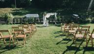 كيف تخططين لحفل زفافك في مزرعة؟
