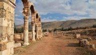 مدينة عنجر اللبنانية