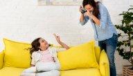 6 أفكار لك لتصوير أطفالك في المنزل
