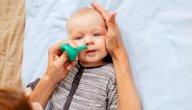 كيف يمكنك تنظيف شفاط الأنف الخاص بطفلك؟