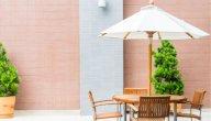 نصائح لك لاختيار مظلة مناسبة لحديقتك المنزلية