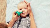 تعرفي على الطريقة الصحيحة لاستخدام شفاط الأنف الخاص بطفلك