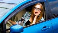 ماذا تفعلين عند عدم نزول النوافذ الخلفية للسيارة بالكامل؟