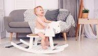 هل يمكنك صناعة كرسي هزاز من الخشب لطفلك بنفسك؟