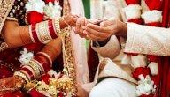 عادات وتقاليد غريبة في الأعراس الهندية تعرفي عليها