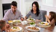 كيف تعدين أكل صحي ومفيد لعائلتك؟