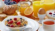 أفضل فطور للنفاس