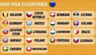 الدول اللي ماتحتاج فيزا