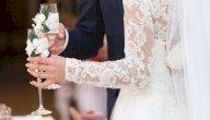 أفكار لتزيين كاسات العروسين