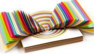 صناعة أشكال من الورق