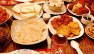 افضل طريقة لزيادة الوزن في رمضان