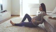 زيادة حركة الجنين في الشهر الثامن
