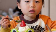 فقدان الشهية عند الاطفال عمر سنتين