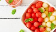 فوائد البطيخ الاصفر للبشرة