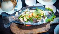 طريقة طهي السمك في الفرن