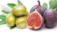 فوائد التين والزيتون للبشرة