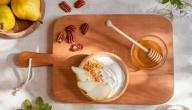 فوائد الزبادي والعسل للبشره