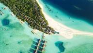 اين جزر المالديف