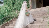 أجمل وأغلى فستان زفاف في العالم