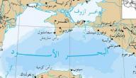 كم عدد الدول التي يحدها البحر الاسود