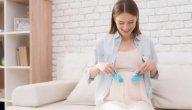 الحمل الشهر الرابع والخامس