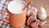 هل توجد فوائد للثوم مع الحليب؟