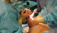 علاج تورم القدمين بعد الولادة القيصرية