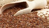 طريقة استخدام بذر الكتّان للرجيم