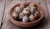 فوائد بيض الحجل