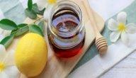 فوائد الليمون والعسل للوجه