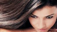 وصفات لكثافة الشعر وتطويله