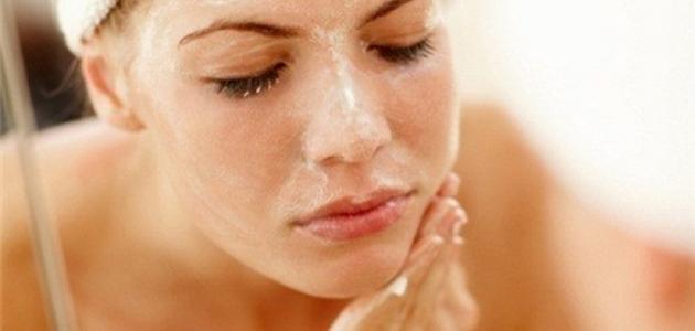 فوائد مقشر الوجه