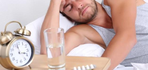 حل مشكلة عدم النوم بالليل