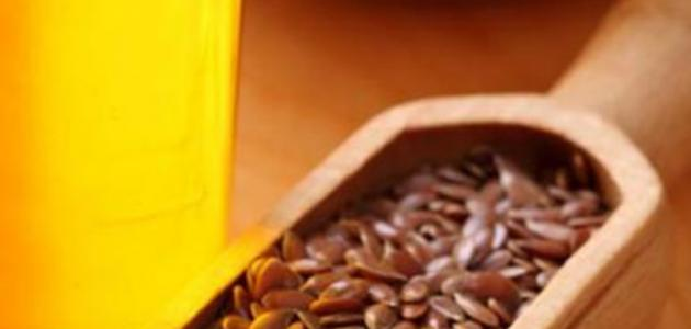 فوائد واضرار بذر الكتان