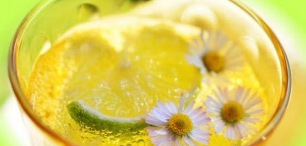 فوائد شرب عصير الليمون قبل النوم