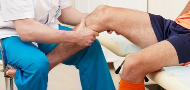الاصابات الرياضية وطرق علاجها