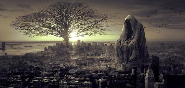 ظهور علامات يوم القيامة الكبرى
