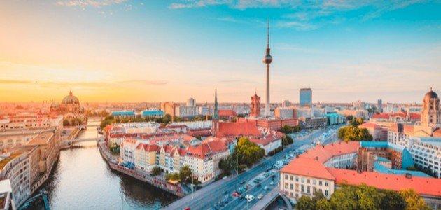 مدن في المانيا
