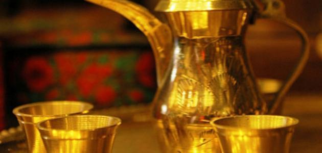 طريقة عمل قهوه عربيه لذيذه