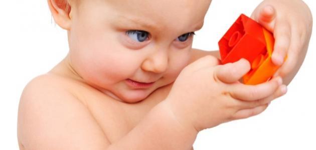 علامات الذكاء عند الاطفال الرضع