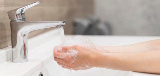 طريقة عمل صابون سائل لليدين
