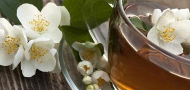 فوائد الشاي الاخضر بالياسمين