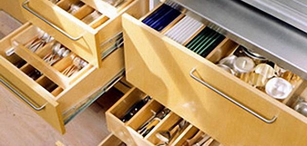 أدوات مطبخ عصرية